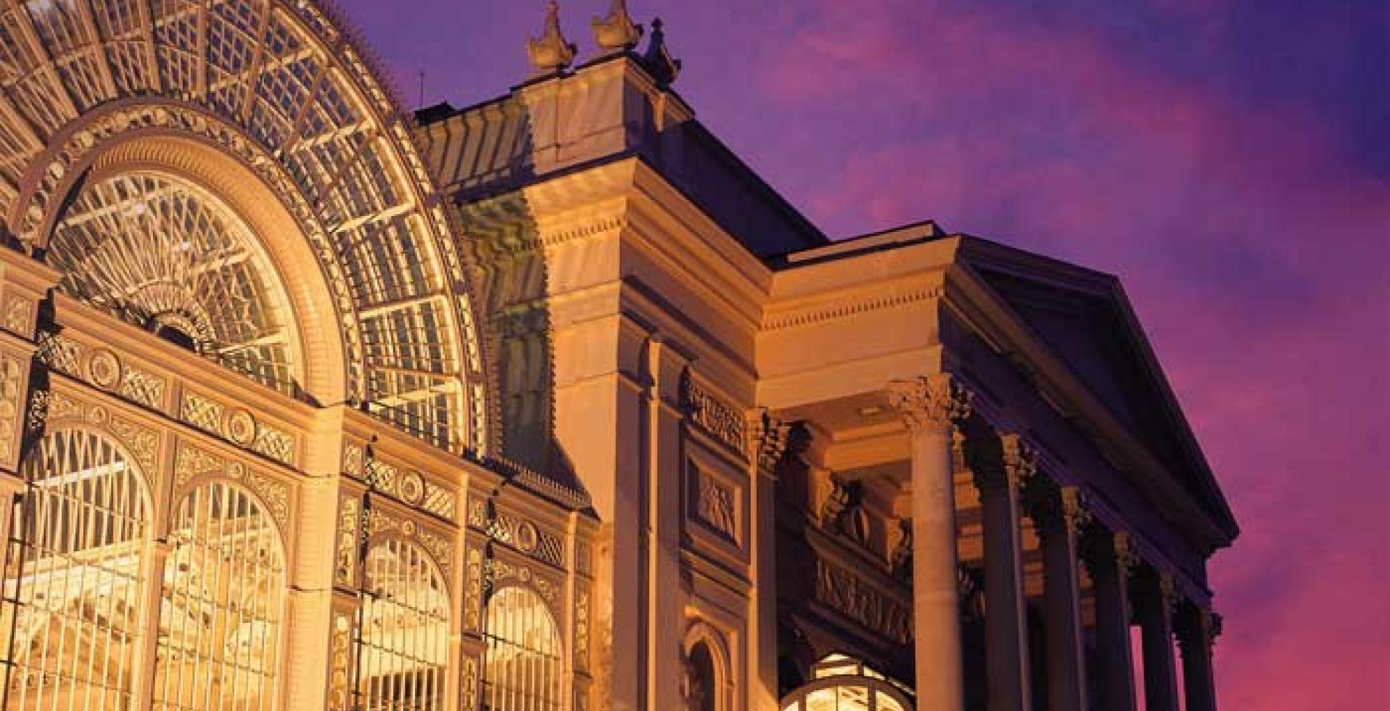 Royal Opera House, credit Peter Mackertich, courtesy of the Royal Opera House